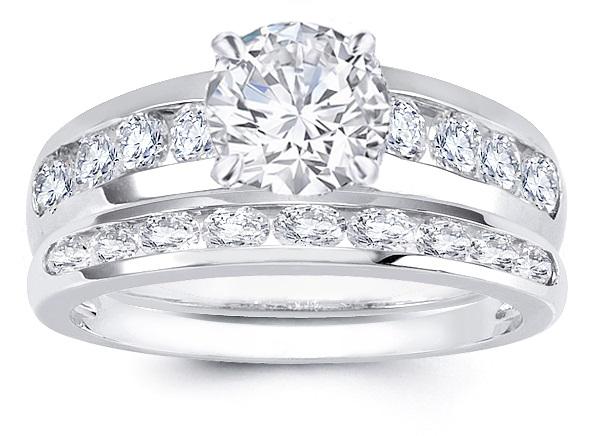 diamond rings large